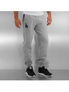New Era Jogginghose MLB LA Dodgers grau