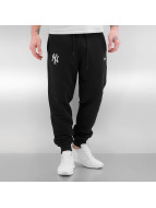 New Era Jogginghose Team Apparel schwarz