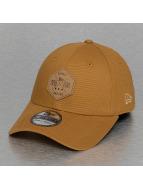 New Era Lastebilsjåfør- / flexfitted caps Era Stretch Hex Canvas 39Thirty brun