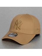 New Era Lastebilsjåfør- / flexfitted caps Tonal League Essential NY Yankees 39Thirty brun