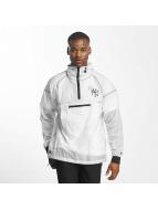 New Era Lightweight Jacket Snow Stealth NY Yankees Smock white