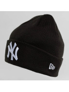 New Era Pipot New Era Essential Cuff NY Yankees Beanie musta