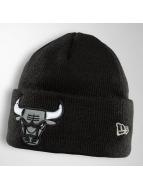 New Era Pipot Reflect Cuff Knit Chicago Bulls musta