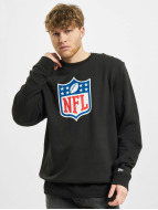 New Era Pullover Team Logo black