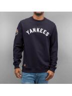 New Era Pullover MLB NY Yankees blau