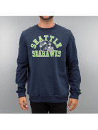 New Era Pullover NFL Seattle Seahawks College blau
