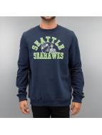 New Era Pullover NFL Seattle Seahawks College bleu
