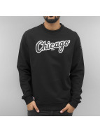 New Era Pullover MLB Chicago White Sox schwarz