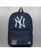 New Era Rucksack NY Yankees Heritage Patch Stad Pack blau