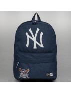 New Era rugzak NY Yankees Heritage Patch Stad Pack blauw