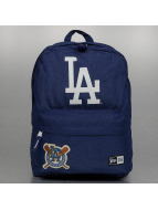 New Era Sac à Dos LA Dodgers Heritage Patch Stad Pack bleu