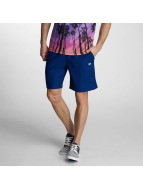 New Era West Coast LA Dodgers Shorts Dark Royal