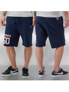 New Era Shorts NFL Team New England Patriots blau