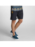 New Era Shorts West Coast San Diego Padres blau