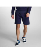New Era Shorts Sandwash blau