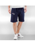 New Era Shorts Team Apparel New England Patriots blau