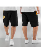 New Era Shorts Diamond Era Pittsburgh Pirates schwarz