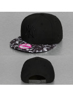 New Era Snapback Cracked Vize New York Yankees èierna