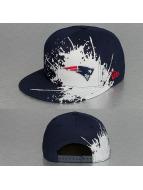 New Era Snapback Splatways New England Patriots 9Fifty blanc