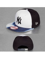 New Era Snapback Watercolor Capper NY Yankees bleu