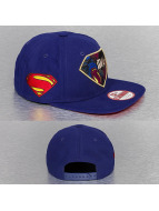 New Era Snapback Retroflect Superman bleu