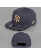 New Era Snapback Seasonal Jersey NY Yankees bleu