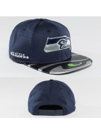 New Era Snapback NFL Offical On Stage Seattle Seahawks 9Fifty bleu