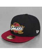 New Era Snapback NBA Team Cleveland Cavaliers 59Fifty bleu