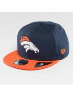 New Era Snapback Denver Broncos bleu