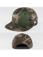 New Era Snapback Cotton camouflage