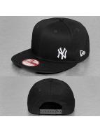 New Era Snapback Cap Flawless Logo Basic NY Yankees black