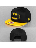 New Era Snapback Cap Contrast Hero Batman black