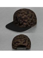 New Era Snapback Cap Camo Snap New York Yankees black
