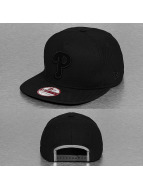 New Era Snapback Cap Diamond Fill Philadelphia Phillie black
