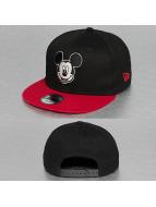 New Era Snapback Cap Hero Essential Mickey Mouse black