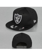 New Era Snapback Cap NFL Training Mesh Oakland Raiders black