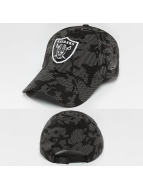 New Era Snapback Cap Time Reflective black