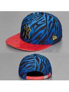 New Era Snapback Cap Jungle Mash Up blau