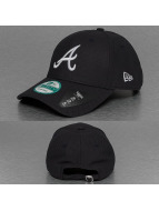 New Era Snapback Cap Diamond Era Essential Atlanta Braves blau