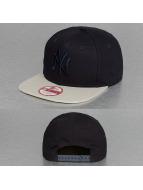 New Era Snapback Cap MLB Crafted Classic NY Yankees blau