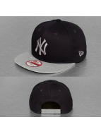 New Era Snapback Cap Jersey Team NY Yankees blau