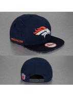 New Era Snapback Cap NFL Denver Broncos blau