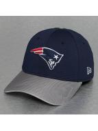 New Era Snapback Cap NFL New England Patriots Sideline blau