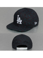 New Era Snapback Cap Paint Spot Los Angeles Dodgers blau