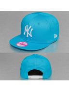 New Era Snapback Cap Fash Ess New York Yankees 9Fifty blau