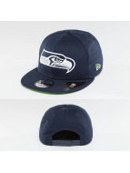 New Era Snapback Cap Team Classic Seattle Seahawks blau