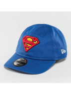 New Era Snapback Cap Hero Essential Superman blau