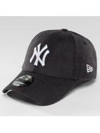 New Era Snapback Cap Seasonal Heather NY Yankees blau