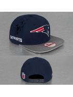 New Era snapback cap NFL New England Patriots Sideline blauw