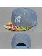 New Era snapback cap Island Visor New York Yankees blauw